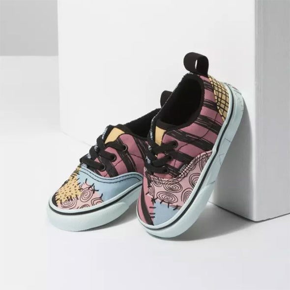 Vans x Disney Toddler Era Elastic Lace The Nightmare Before Christmas/Sally