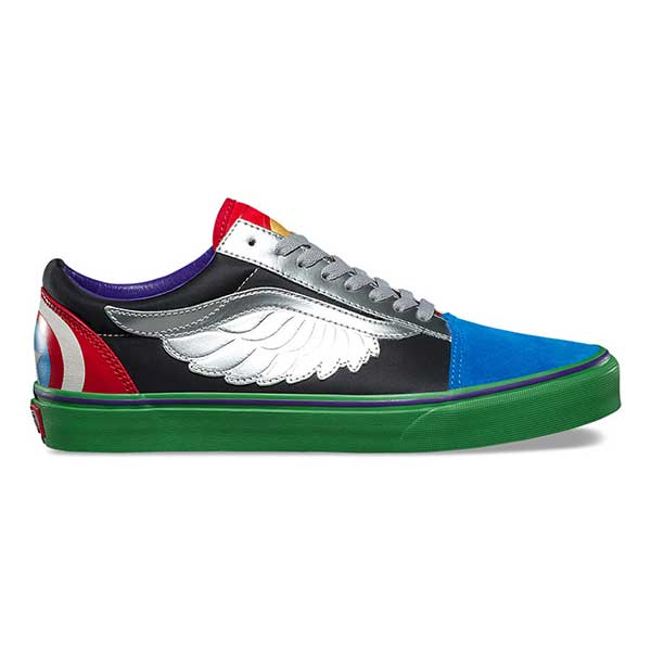 267dca4489 Vans x Marvel Old Skool Avengers Multi – Xtreme Boardshop (XBUSA.COM)