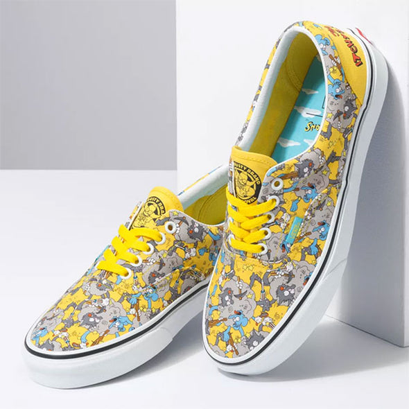 Vans x The Simpsons Era Itchy & Scratchy