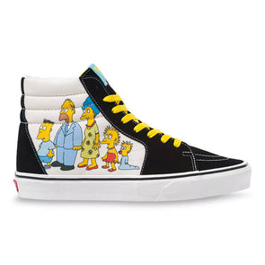 Vans x The Simpsons Sk8-Hi 1987-2020