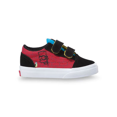 Vans x The Simpsons Toddler Old Skool V El Barto