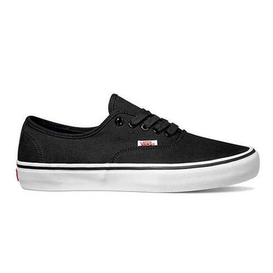 Vans Authentic Pro Black/White - Xtreme Boardshop