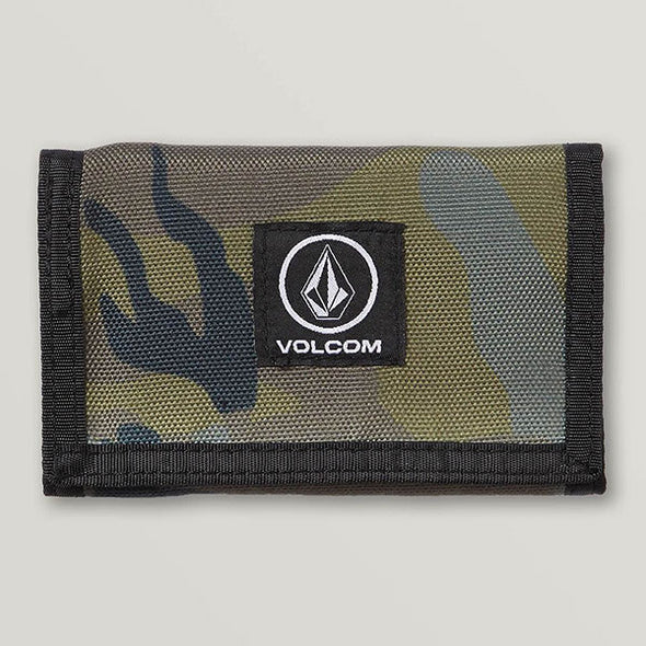 Volcom Box Stone Wallet Camouflage