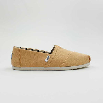 Toms Women's Classic Canvas Heritage Orange Mist - Xtreme Boardshop
