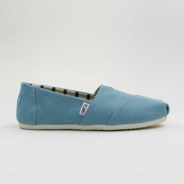 Toms Women's Classic Canvas Heritage Marine Blue - Xtreme Boardshop