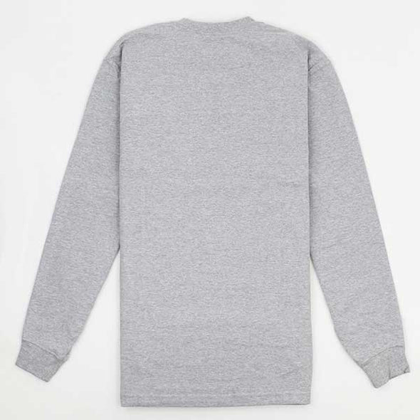 Carhartt Workwear Pocket L/S Heather Gray
