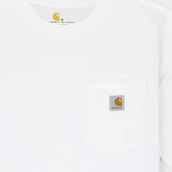 Carhartt Workwear Pocket White - Xtreme Boardshop