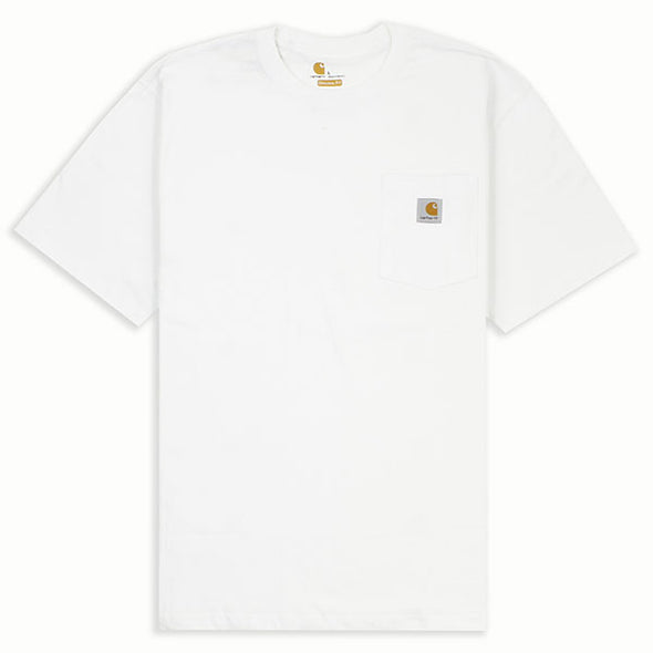 Carhartt Workwear Pocket White