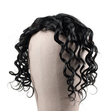 "Bohyme Gold Collection Curly Remi Closure 14"" available at Abantu"