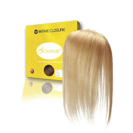Bohyme Gold Collection Silky Straight Remi Closure 14