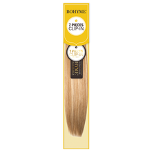 "Bohyme Gold Collection 7-piece Clip-in 14"" Extensions available at Abantu"