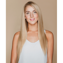"Bohyme Luxe Hand-Tied Silky Straight 14"" Remi extensions at Abantu"