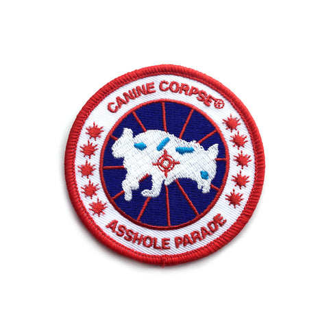 CANINE CORPSE PATCH