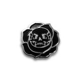 DEAD BLOOM ROSE ICON PIN