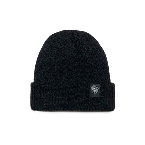 ICON BEANIE - BLACK