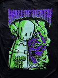 RWK-NOR WALL OF DEATH HOODIE - ZIP UP