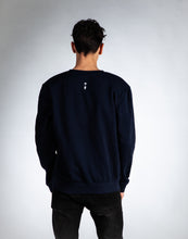 Blended Cotton Crewneck Sweater - Leisure
