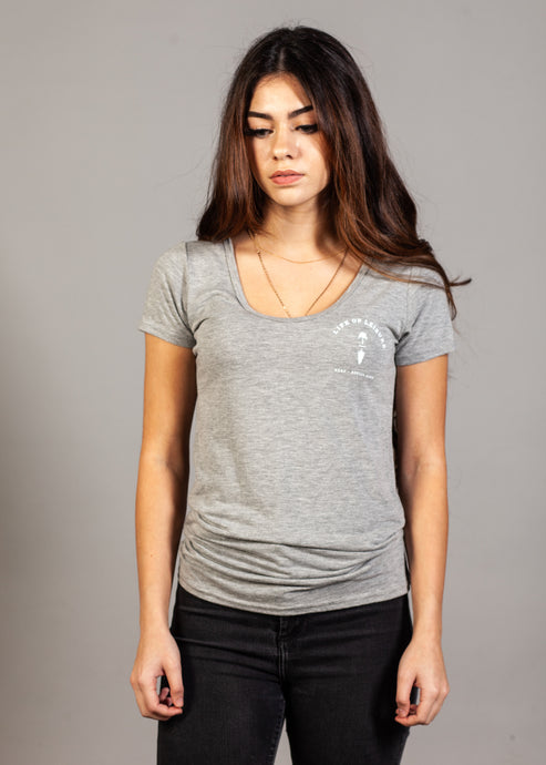 Women's T-Shirt - Leisure Badge