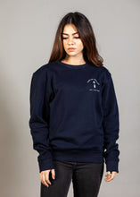 Blended Cotton Crewneck Sweater - Leisure Badge