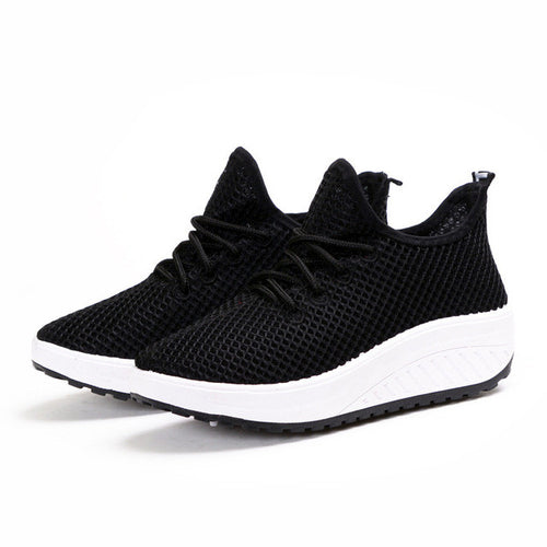 Fashionable Mesh Fitness Shoes