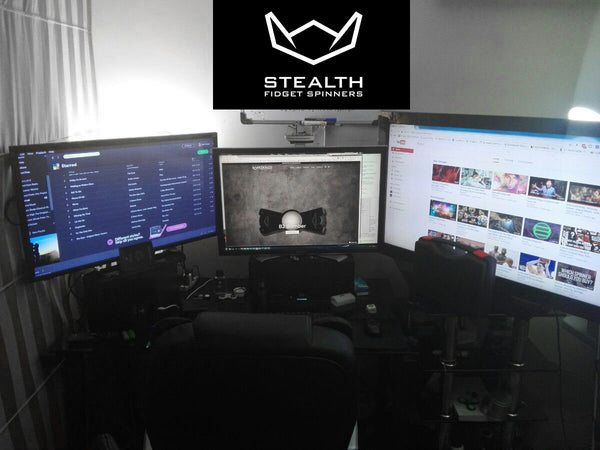 stealth spinners battlestation