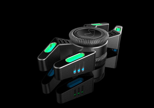 Stealth Tritium Design