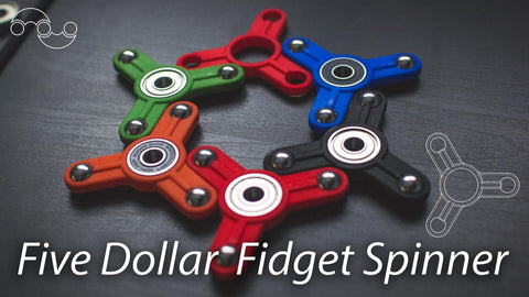 cheap 5 dollar fidget spinner kickstarter