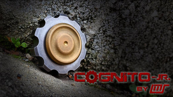copper cognito junior fidget spinner kickstarter