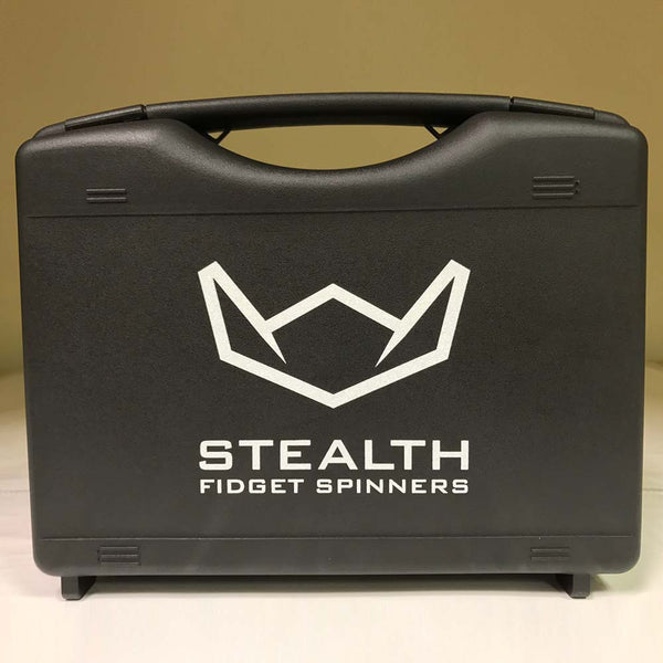 Stealth Spinners Carrying Case - Stealth Fidget Spinners