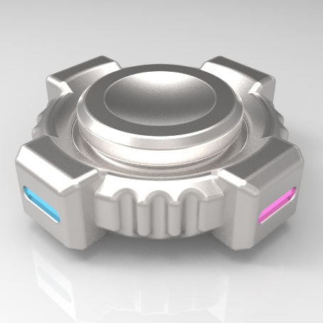 PREORDER - SS Ring Spinner (Tritium Ready) - Stealth Fidget Spinners