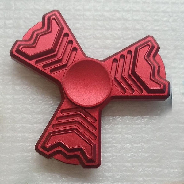 Special Edition Anodized Aventador - Stealth Fidget Spinners