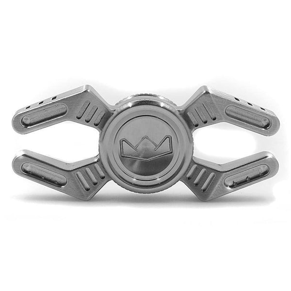 Stealth Spyder™ - Stainless Steel - Stealth Fidget Spinners
