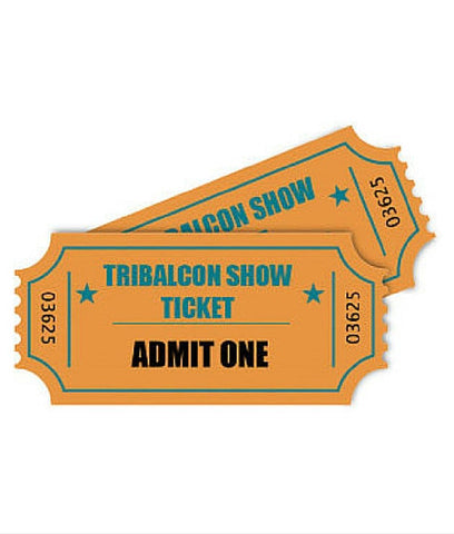 Saturday 2018 Show Ticket