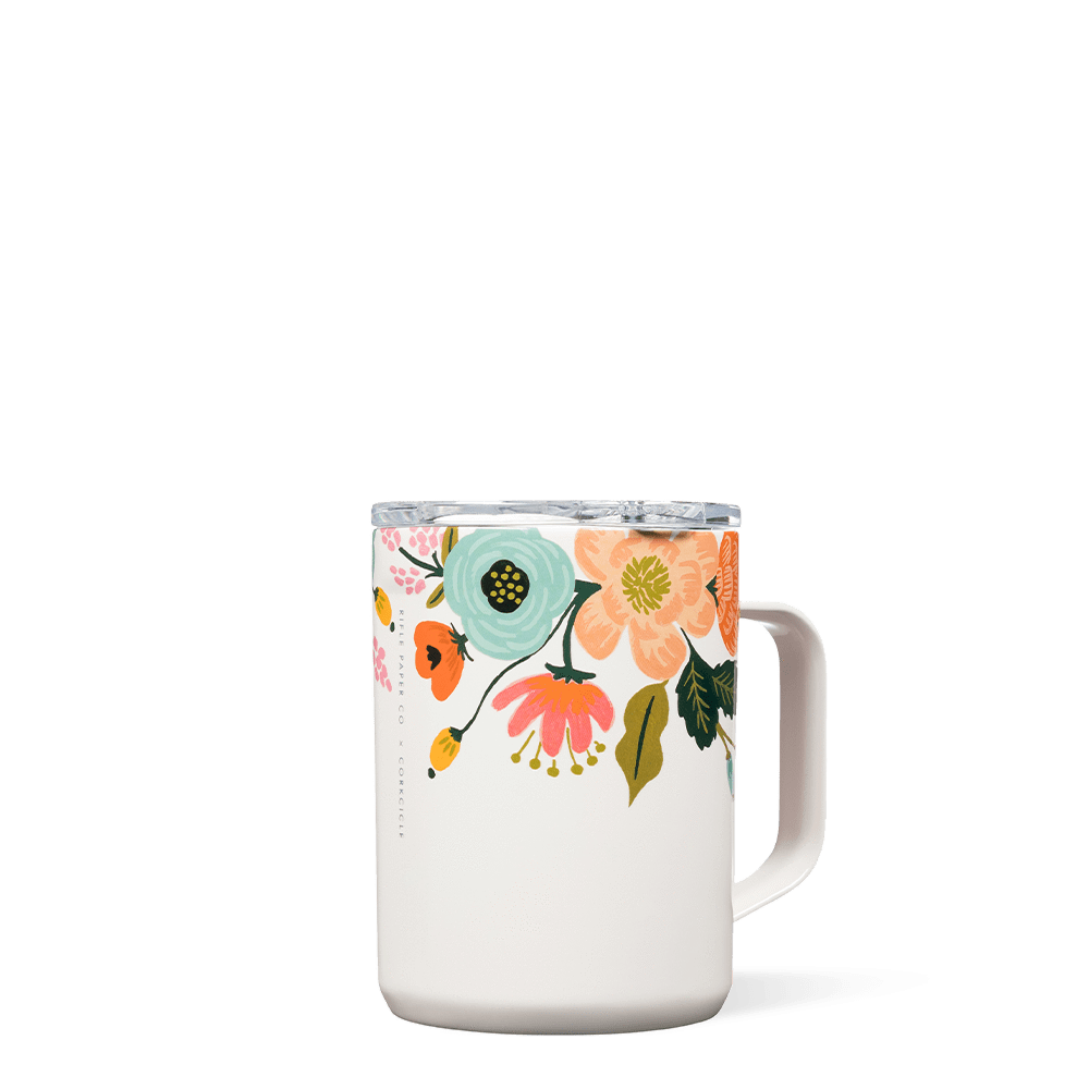 Gloss Cream 16 oz. Corkcicle Mug