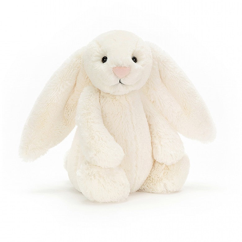 Jellycat Cream Bashful Rabbit, Small