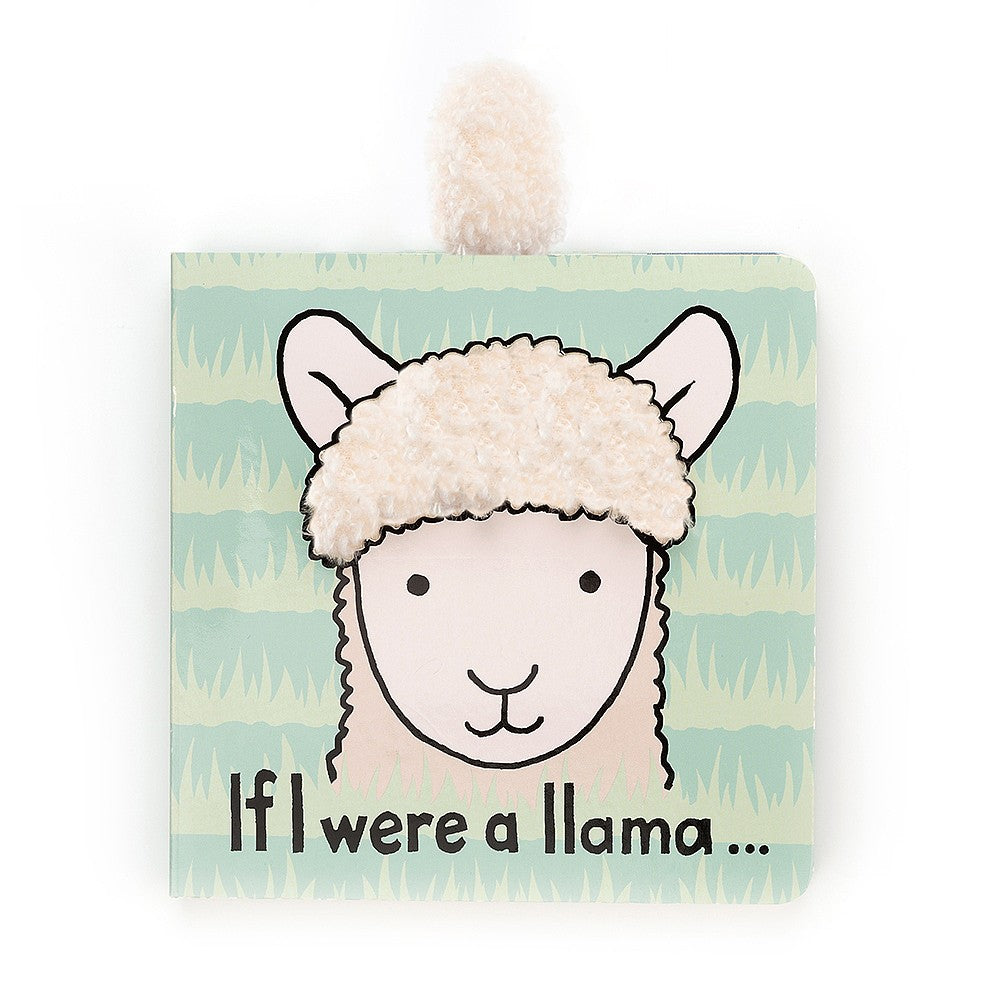 If I Were A Llama Board Book