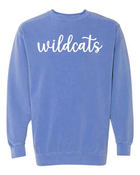 Wildcats Crew, Blue