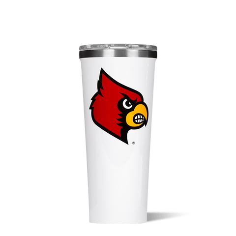 Louisville Big Logo 24 oz. Corkcicle Tumbler
