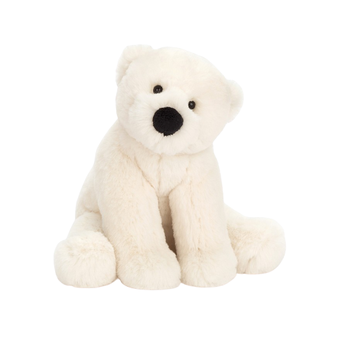 Jellycat Perry Polar Bear, Small