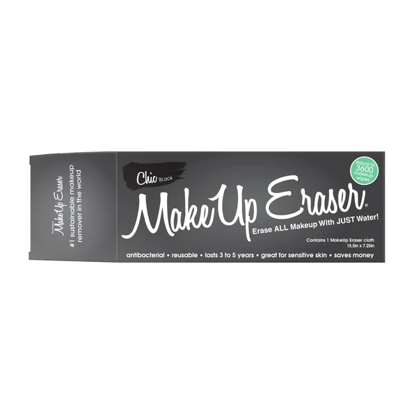 MakeUp Eraser, Chic Black