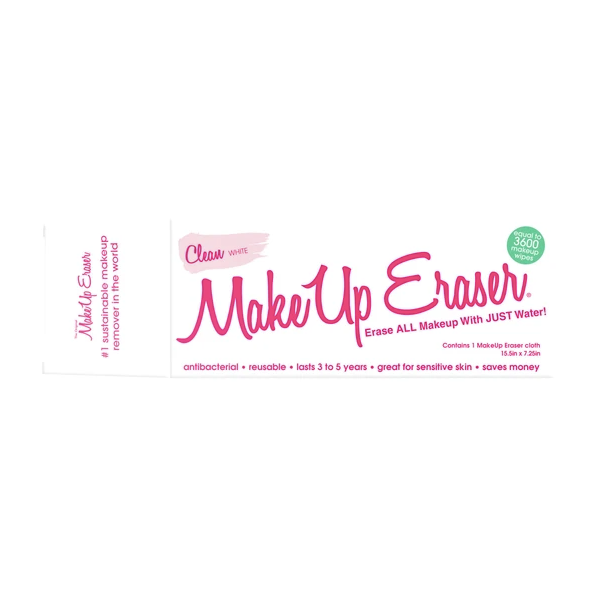 MakeUp Eraser, Clean White
