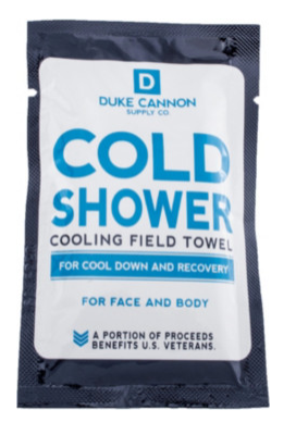 Single Cold Shower Cooling Field Towel