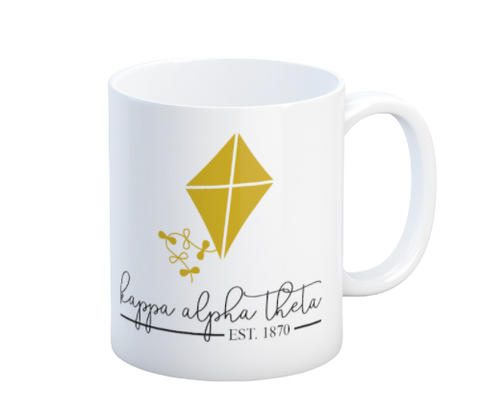 Sorority Established Mug