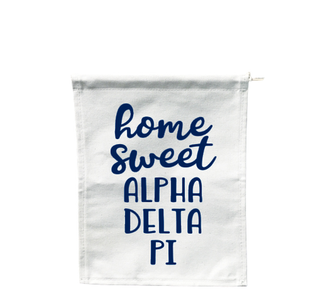 Home Sweet Sorority Banner
