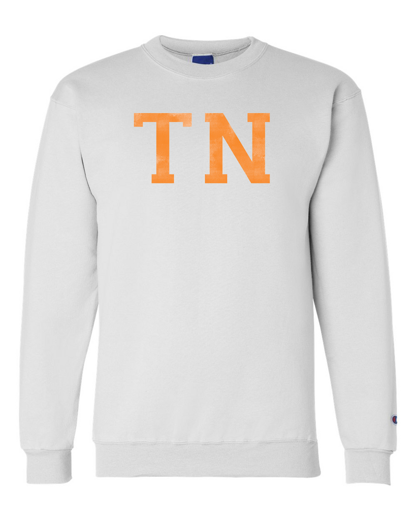 Distressed TN Crewneck