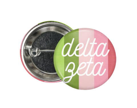 DZ Striped Button