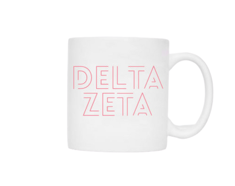 Sorority Modern Mugs