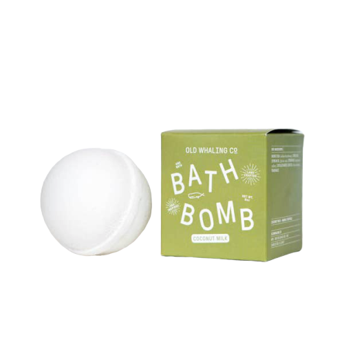 Bath Bomb, Coconut Milk
