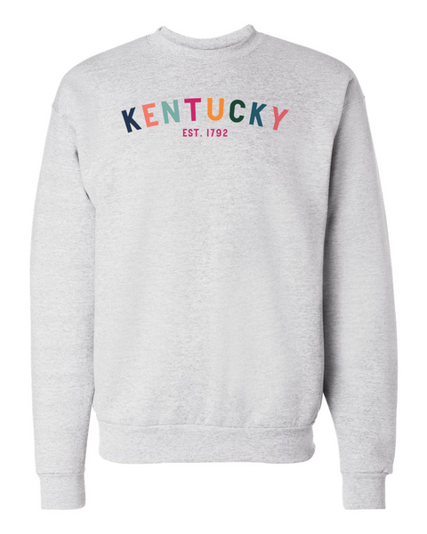 Fall Kentucky Crewneck