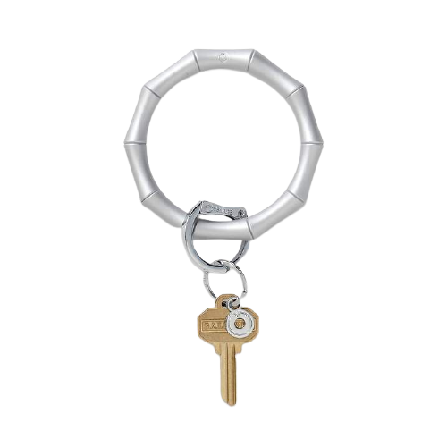 Quicksilver Bamboo Oventure Key Ring